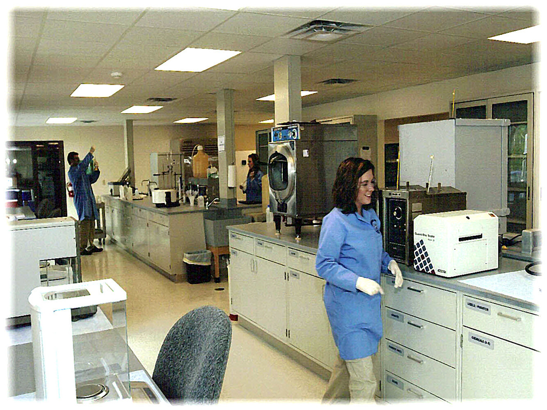 Analytical Testing Lab